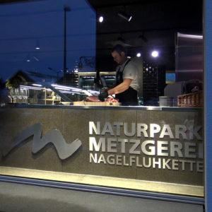 Eröffnung Metzgerei Naturpark Nagelfluhkette